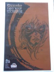 Soulfire Chaos Reign #0C Wizard World Philadelphia VIP Turner Sketch Variant